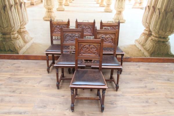 6 Gründerzeit Stühle