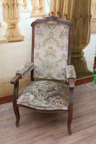 Gründerzeit Klapp-Sessel - Liegestuhl