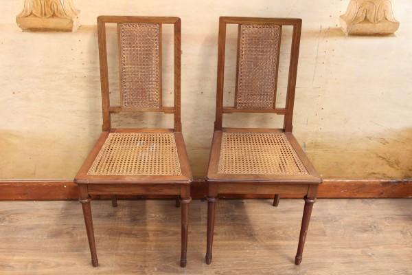 2 Art Deco Stühle