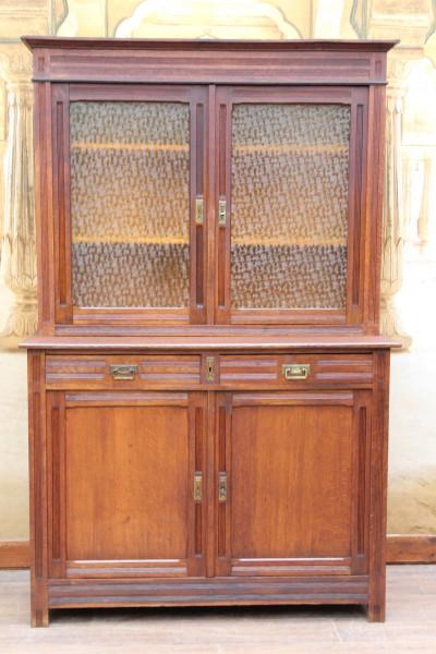 Jugendstil b cherschrank vitrine buffet antike wohntr ume - Jugendstil buffet ...