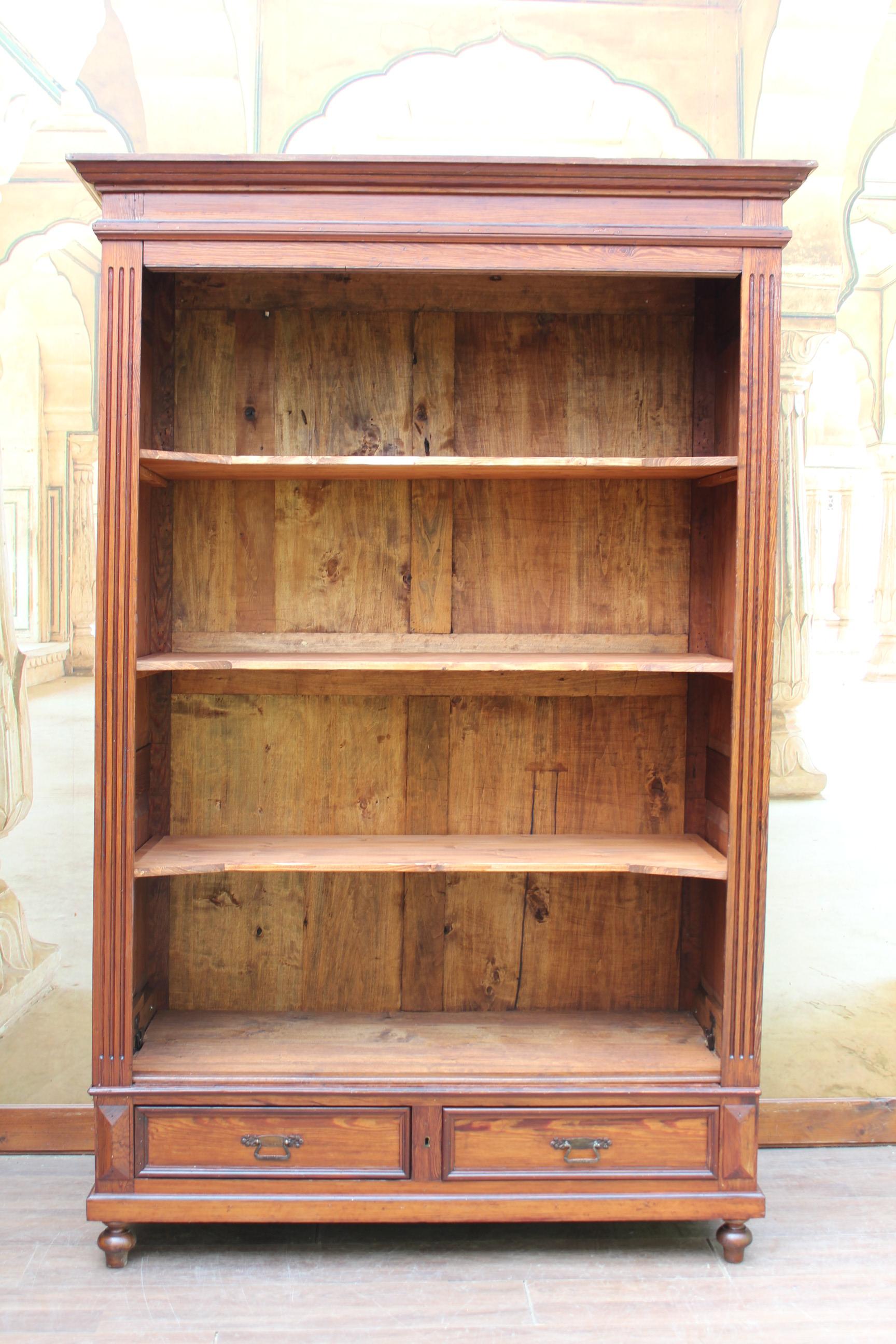 Gründerzeit Bücherregal | Antike Wohnträume