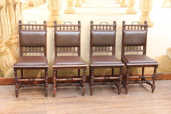 4 Gründerzeit Stühle